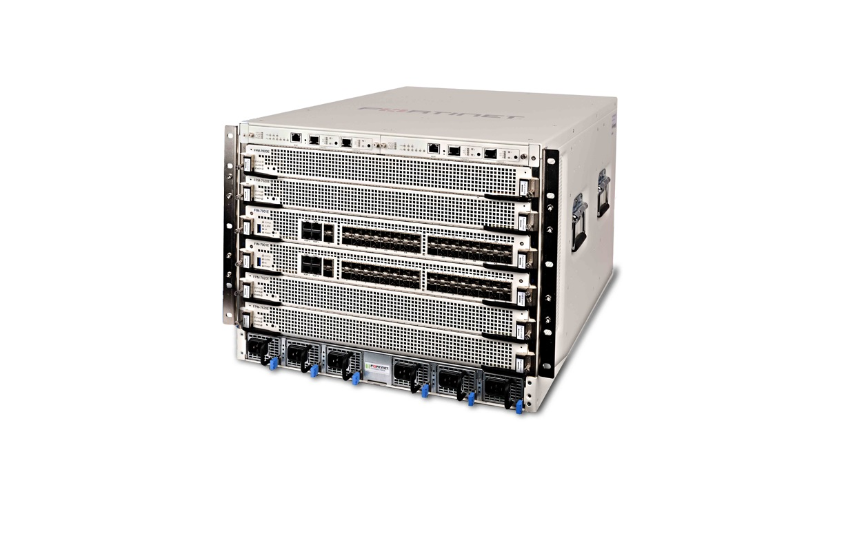 Fortinet FortiGate 7060E IPS functionality