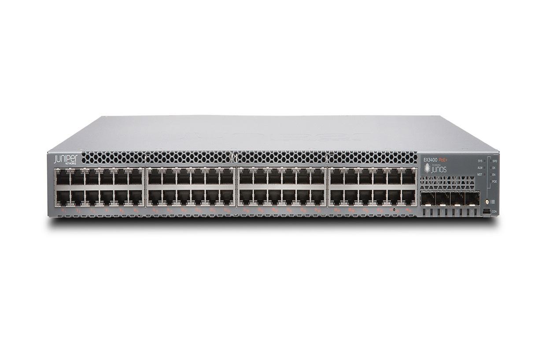 Juniper Networks EX Series switches