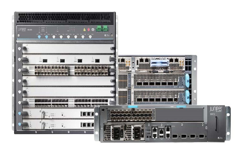 Juniper Network MX series routers