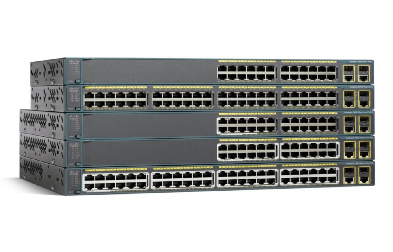 Cisco Catalyst svičevi
