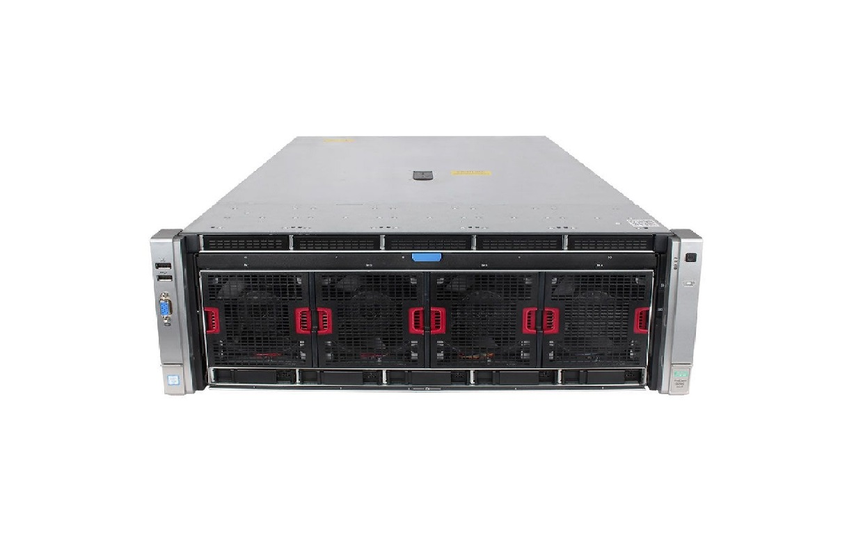 HP ProLiant DL580 G9 server
