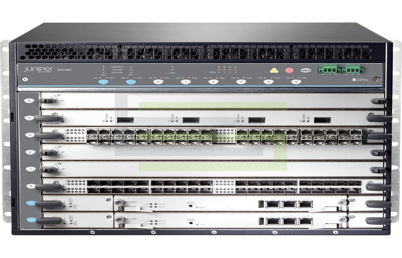 Juniper Networks MX480 router