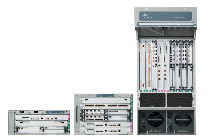 Cisco MPLS equipment - 7600 series routers