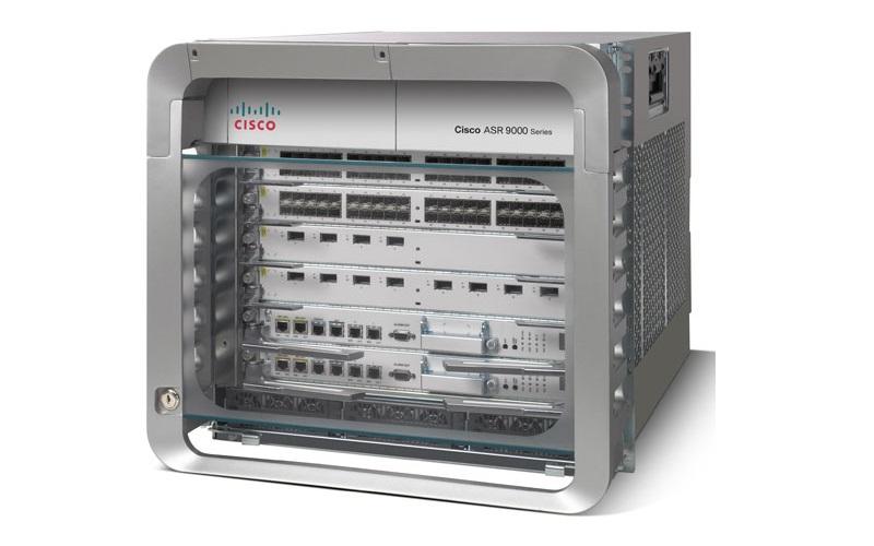 Cisco MPLS equipment - ASR 9000 series routers