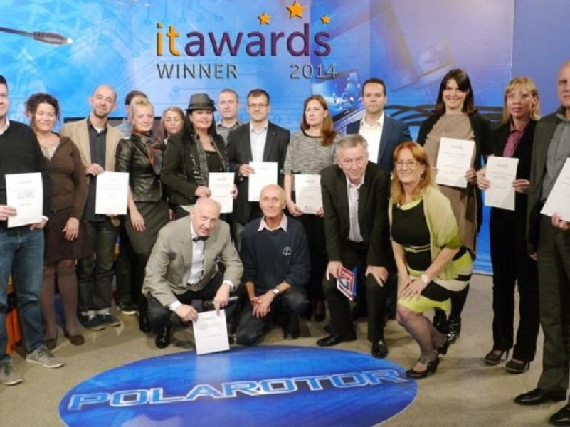 ITawards 2014. godine dve prestižne nagrade za Linkom-PC doo